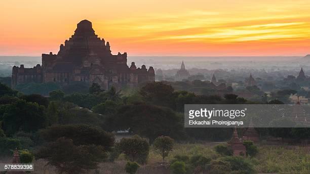 Dhammayangyi Temple in Bagan
