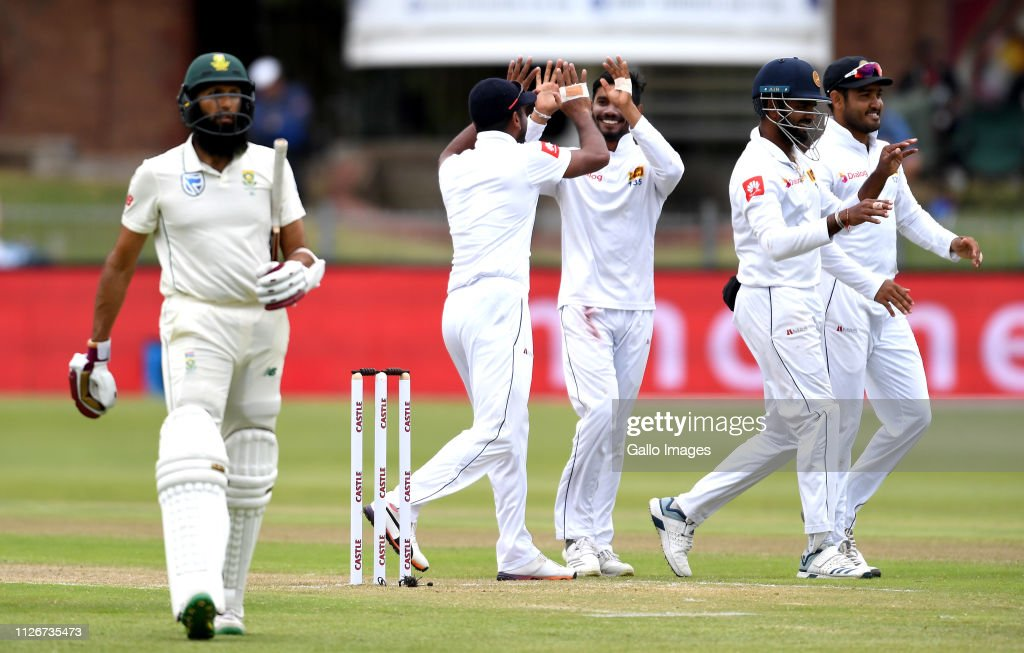 South Africa v Sri Lanka - 2nd Test : News Photo
