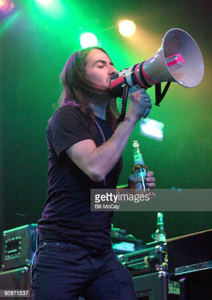 Dhani Harrison of thenewno2 performs at The Electric Factory November 6, 2009 in Philadelphia, Pennsylvania.