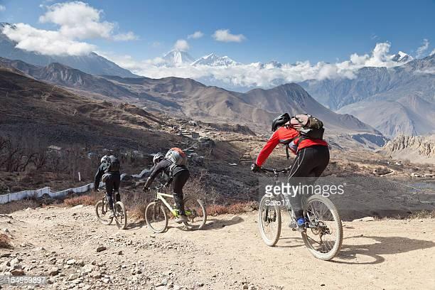 Dhaulagiri downhill, Nepal