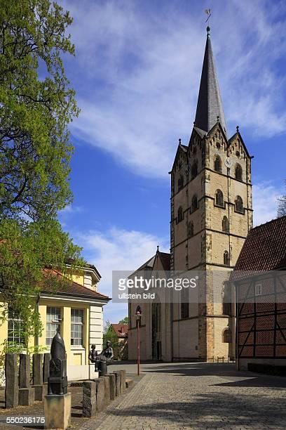 DHerford East Westphalia North RhineWestphalia NRW Herford Minster evangelic parish church Late Romanesque
