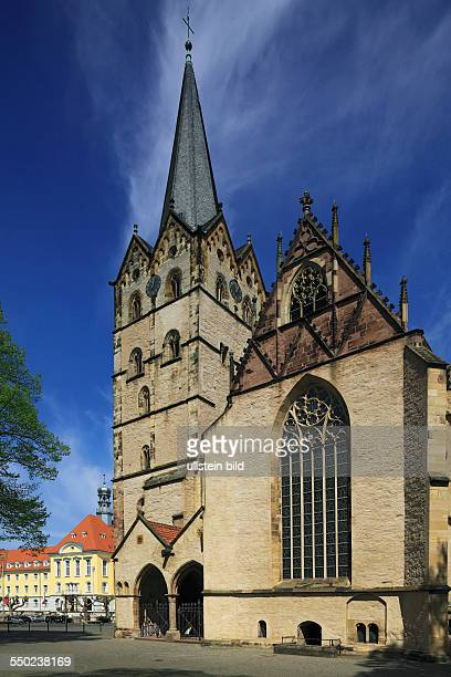 DHerford East Westphalia North RhineWestphalia NRW Herford Minster evangelic parish church Late Romanesque