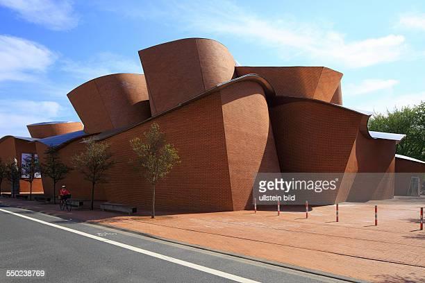 DHerford East Westphalia North RhineWestphalia NRW MARTa Herford art museum architect Frank Gehry