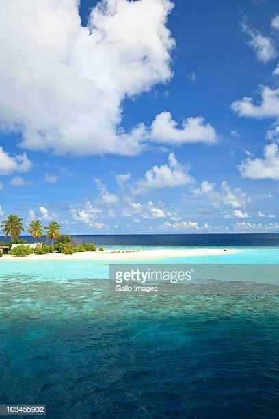 Dhiggiri Island, Ari Atoll, Maldives, Indian Ocean