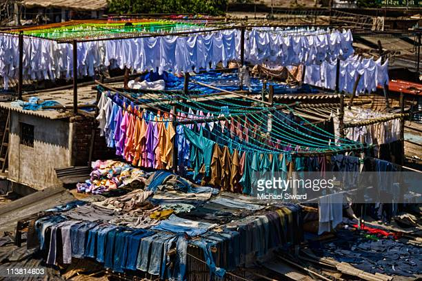 dhobi ghats - michael siward stock pictures, royalty-free photos & images