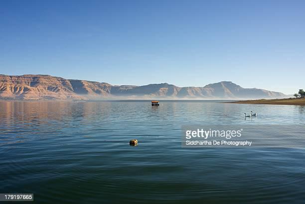 Dhom Lake