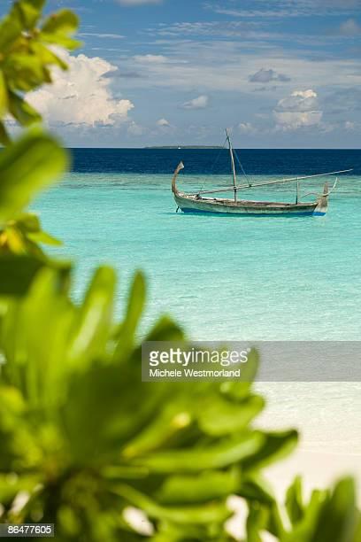 Dhoni Boat, Maldives
