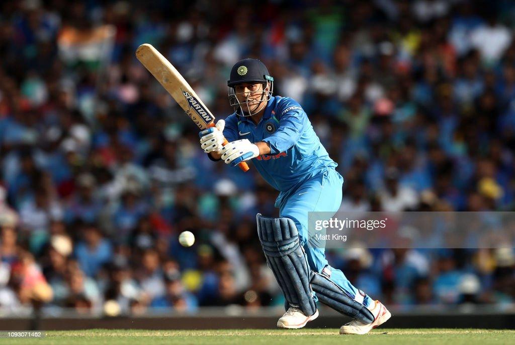 Australia v India - ODI: Game 1 : News Photo