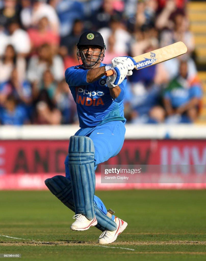 England v India - 2nd Vitality International T20