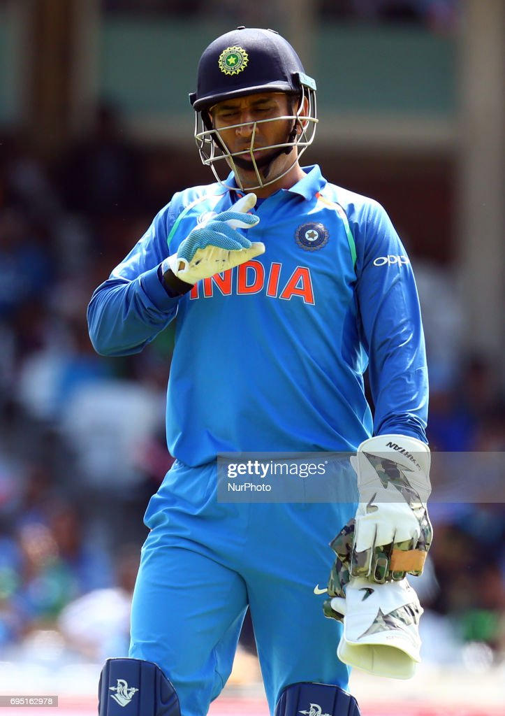 India v South Africa - Cricket : News Photo
