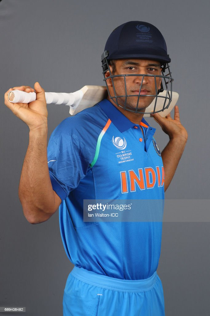 ICC Champions Trophy - India Portrait Session : News Photo
