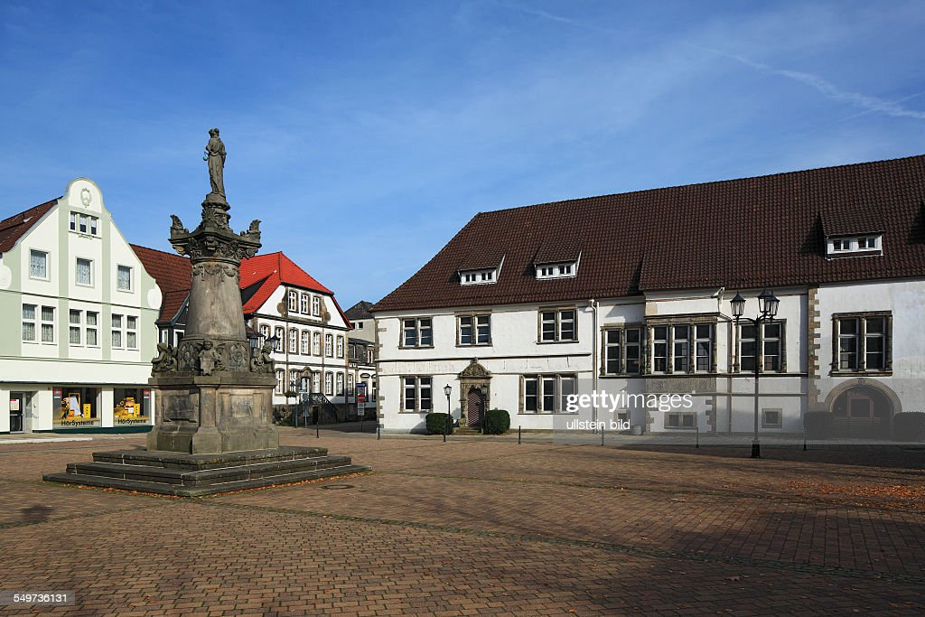 Horn Bad d horn bad meinberg market place in horn pictures getty images