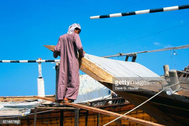 Dhow Boat Builder