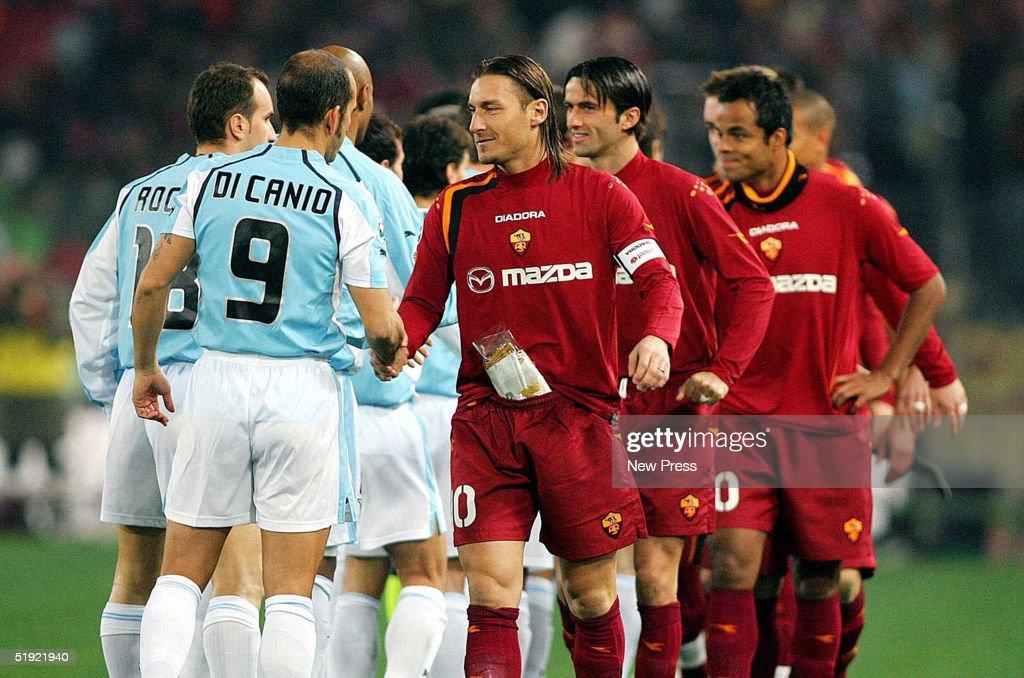 Serie A - Lazio v Roma