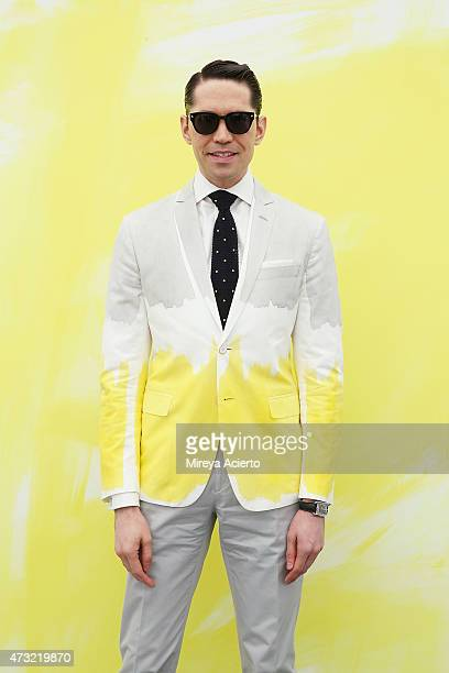 Di Mondo attends Frieze New York 2015 at Randalls Island Park on May 13 2015 in New York City