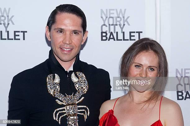 "Di Mondo attends the ""Metropolitan Ballet 2014 Fall Gala"" at the David H. Koch Theater at Lincoln Center in New York City. �� LAN"