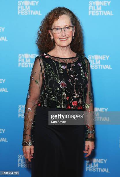 Di Smith attends the Ellipsis premiere as part of the 2017 Sydney Film Festival at Event Cinemas George Street on June 8 2017 in Sydney Australia