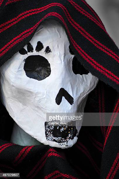 CONTENT] Dia de los Muertos is a day celebrated in Latin America to pray for and remember friends and family members who have died Photo was taken i...