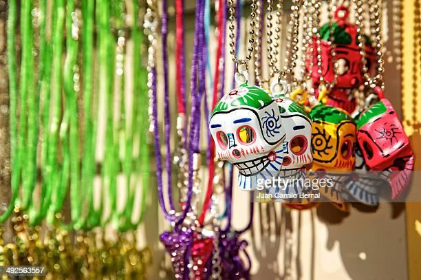 Dia de los Muertos key chains