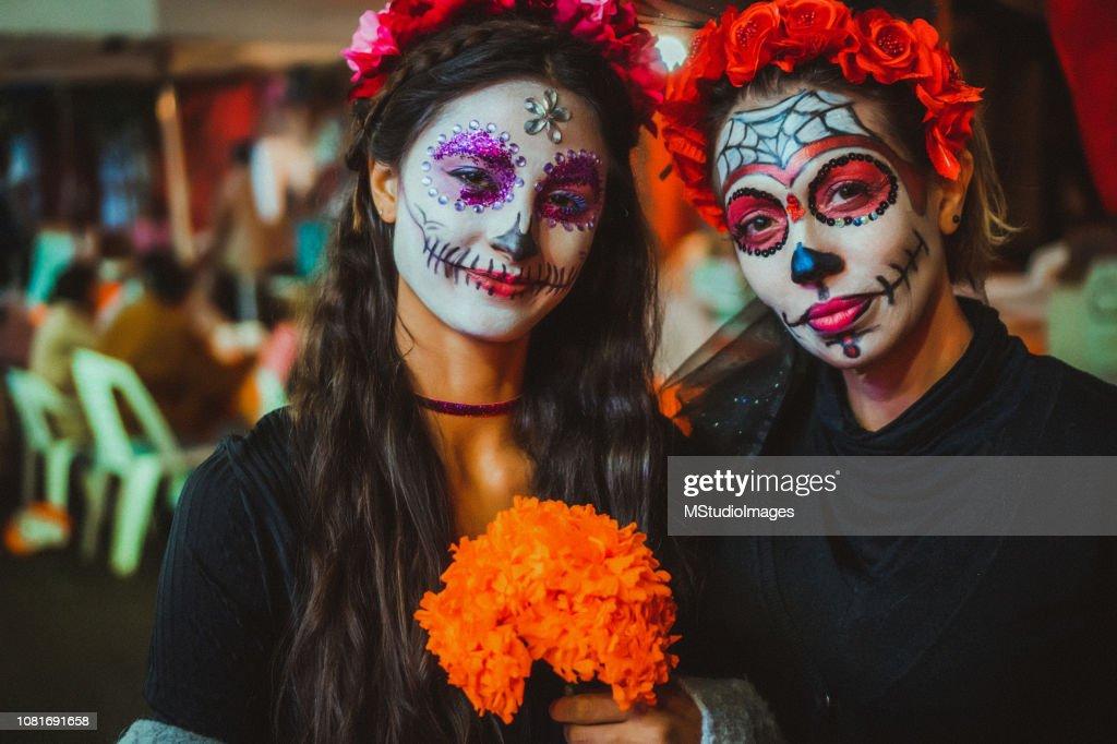 Dia de los Muertos. : Stock Photo