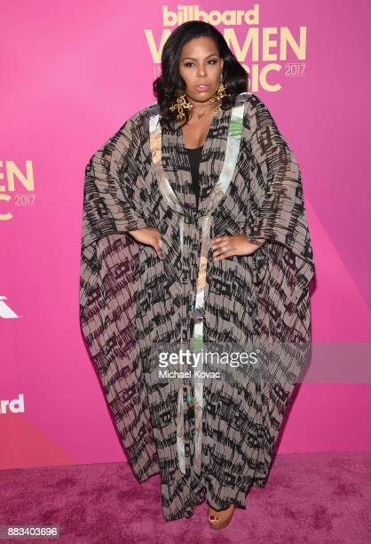 Dia Simms attends Billboard Women In Music 2017 at The Ray Dolby Ballroom at Hollywood Highland Center on November 30 2017 in Hollywood California