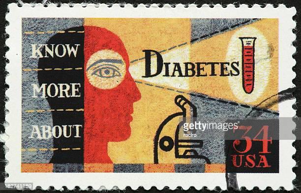 diabetes awareness stamp