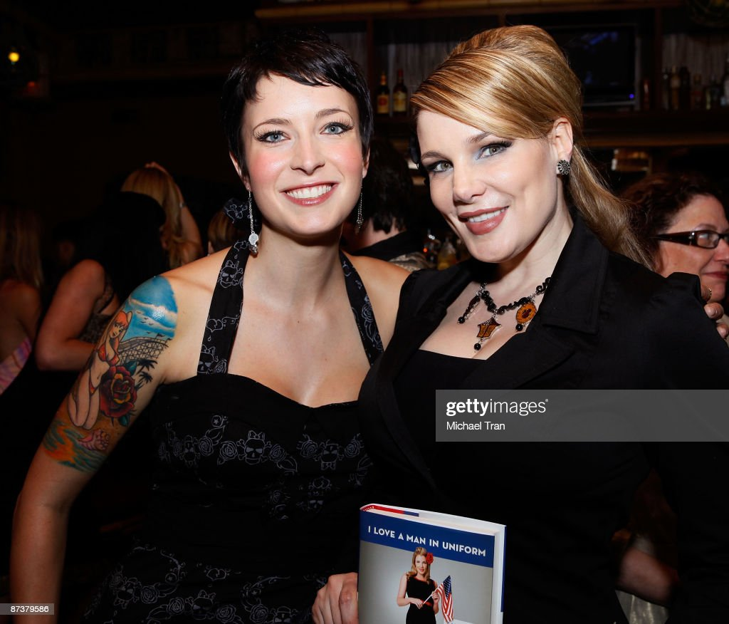"""""""Operation Bombshell"""" Burlesque Show and Benefit : News Photo"""
