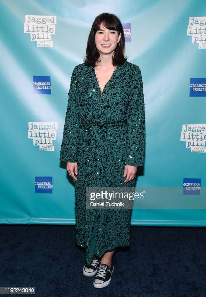 Diablo Cody attends the after party of the opening night of the broadway show Jagged Little Pill at Broadhurst Theatre on December 05 2019 in New...