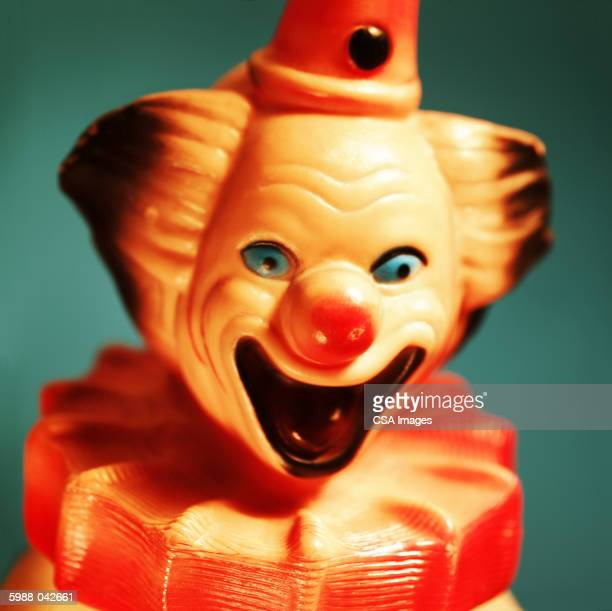 Diabolical Clown Head