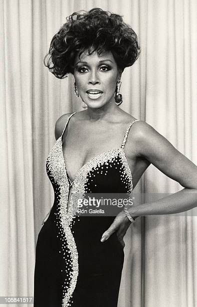 Diahann Carrol during The 37th Annual Emmy Awards at Pasadena Civic Auditorium in Pasadena CA United States