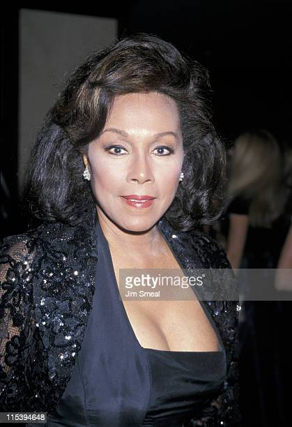 """Diahann Carroll during """"One Giant Leap For Humanity"""" Benefit For National Charities at Griffin Park in Los Angeles, California, United States."""