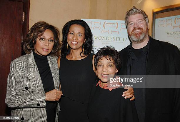 Diahann Carroll Suzanne Kay Ruby Dee and Mark Bamford Director