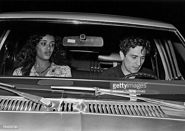 Diahnne Abbott and Robert De Niro enjoy a night on the town circa the late1970s in New York New York