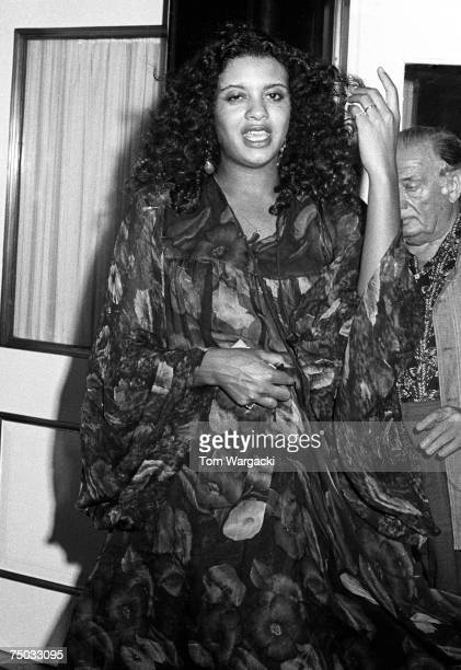 Diahnne Abbott sighted at the Sherry Netherland Hotel in 1975 in New York City, New York.