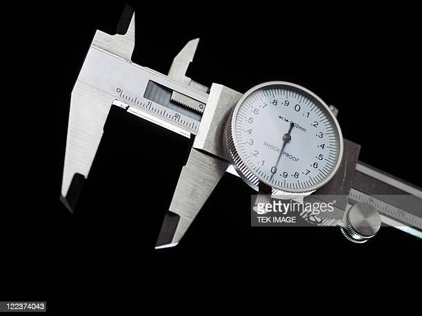 dial calipers - gauge stock pictures, royalty-free photos & images