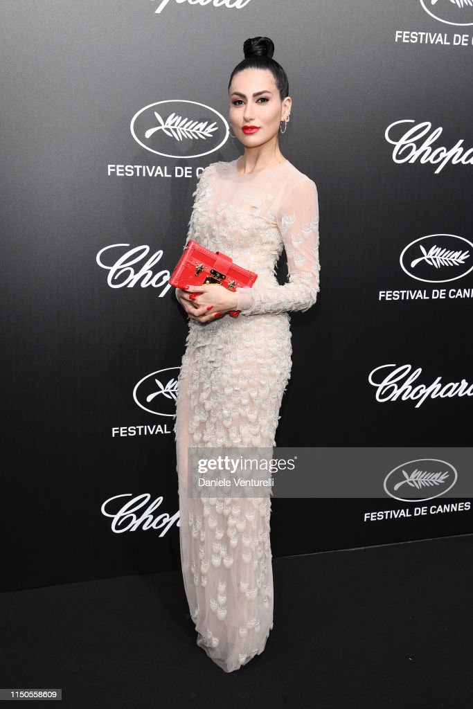 FRA: Chopard Trophy - The 72nd Annual Cannes Film Festival