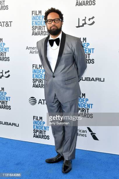 Diallo Riddle attends the 2019 Film Independent Spirit Awards on February 23 2019 in Santa Monica California