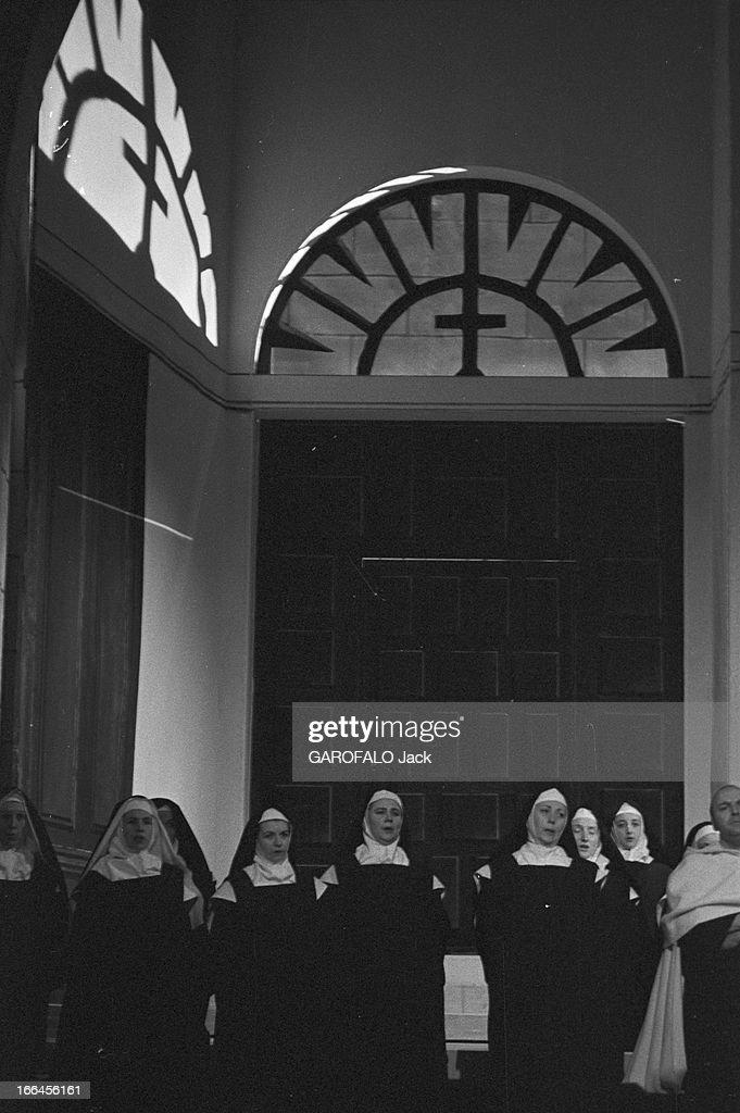 Dialogues Of The Carmelites  Le 19 juin 1957, l'opéra