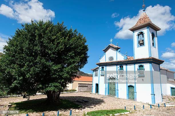 Diamantina - NS do Rosario Church