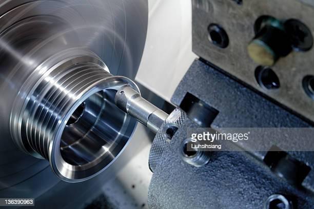 CNC diameter turning.