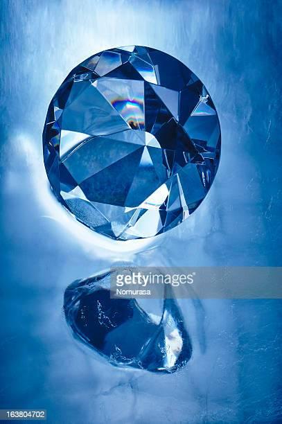 diamond and ice