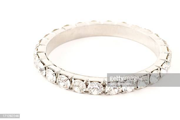diamond bracelet - necklace stock pictures, royalty-free photos & images