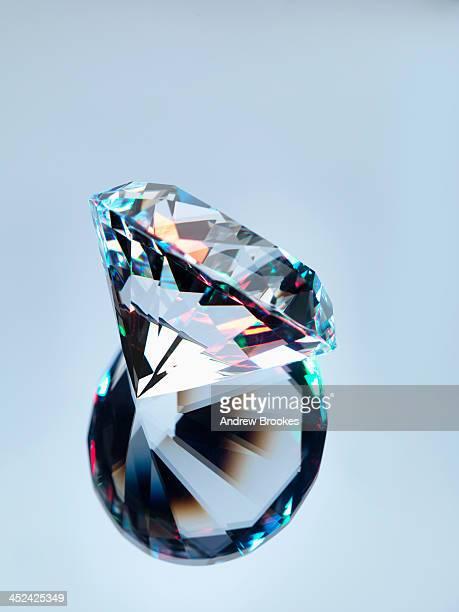 Diamond, close up