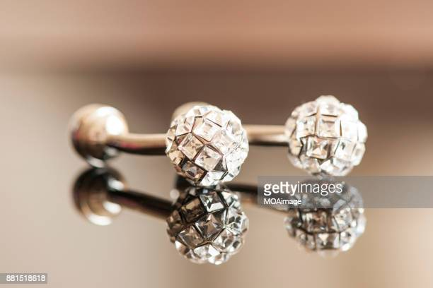 31 Unique Diamond Earrings Photos And Premium High Res Pictures Getty Images