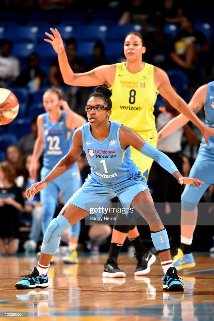 Dallas Wings v Chicago Sky