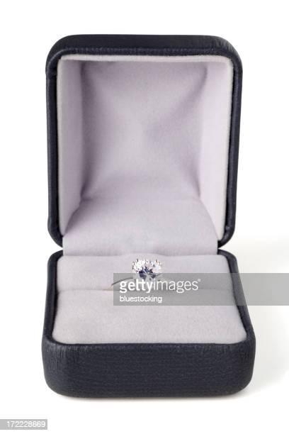 Diamant Bague de fiançailles