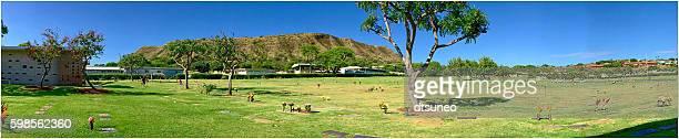 Diamond Head Memorial Cemetery