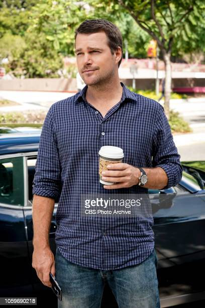 A Diamond in the Rough Pictured Chris O'Donnell The NCIS team investigates the home invasion of Navy Captain Dean Hadlow who was entertaining his...