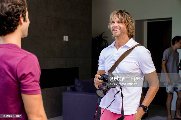 A Diamond in the Rough Pictured Eric Christian Olsen The NCIS team investigates the home invasion of Navy Captain Dean Hadlow who was entertaining...