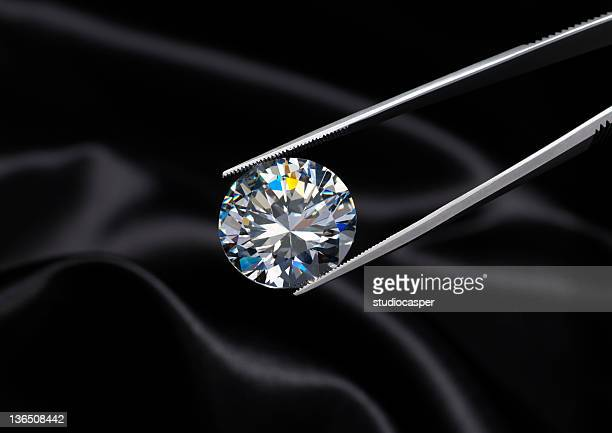 Diamond  jewelry holding